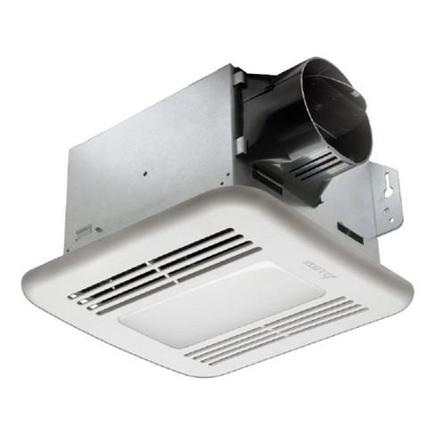 Delta Breez BreezGreenBuilder 100 CFM Energy Star Bathroom Fan with LED Light - image 1 of 1