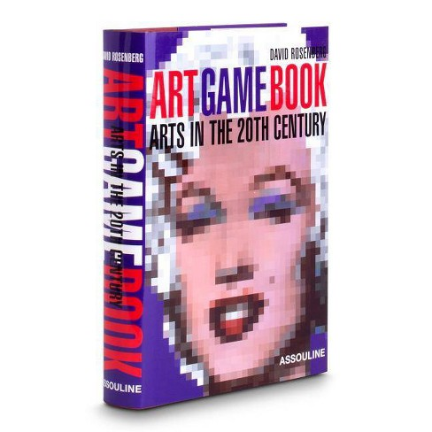 Art Game Book - by  David Rosenberg (Hardcover) - image 1 of 1