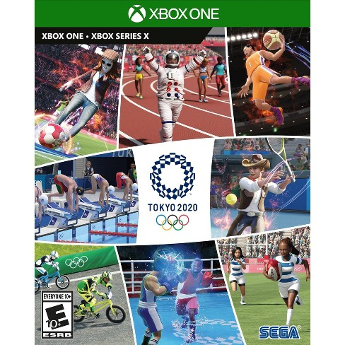Tokyo 2020 Olympic Games - Xbox One/Series X - image 1 of 4