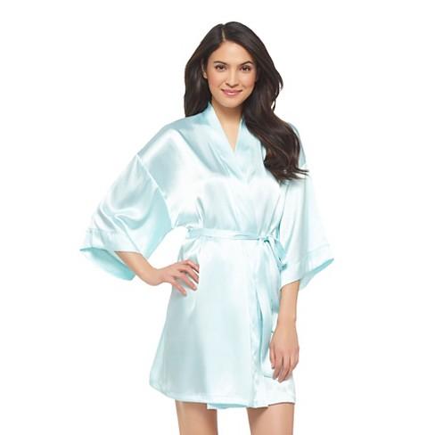 7ca912822bbb Women s Satin Wrapper - Gilligan   O Malley™   Target
