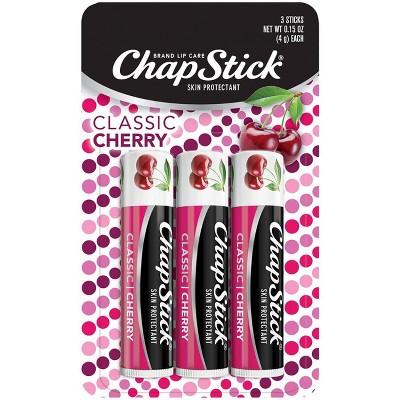 Chapstick Classic Lip Balm Blister Pack - Cherry