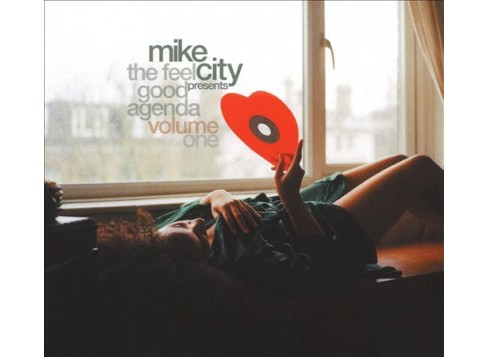 Various - Mike City Presents:Feel Good Agenda V (CD) - image 1 of 1