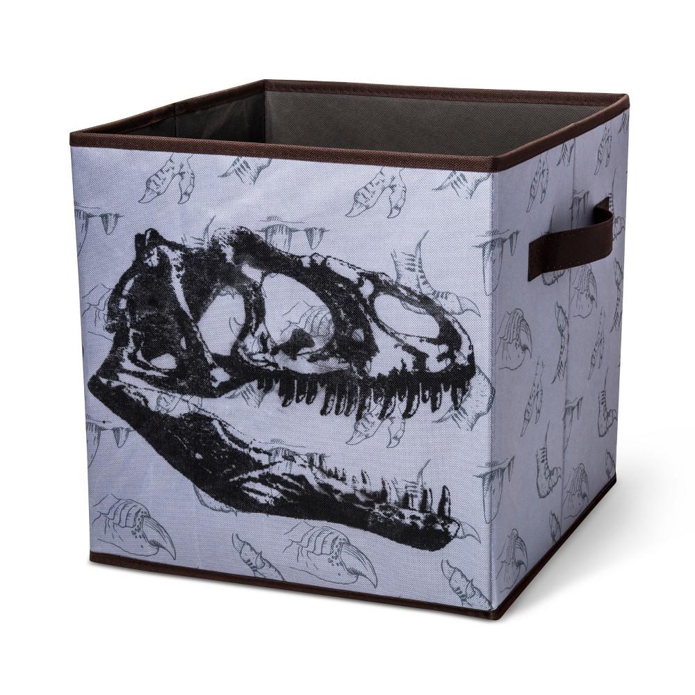 Image of Jurassic World Kids Storage Bin Gray