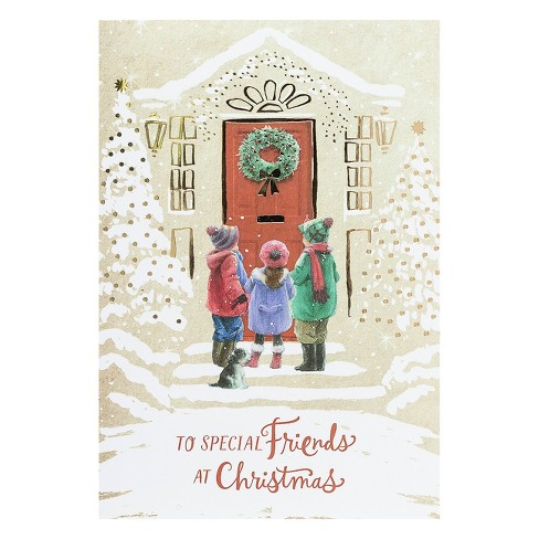 Dayspring Christmas Cards.Dayspring 14ct Special Friends Holiday Boxed Cards