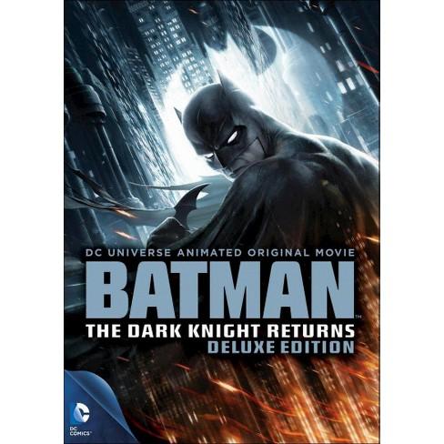 Batman: The Dark Knight Returns [Deluxe Edition] [2 Discs] - image 1 of 1