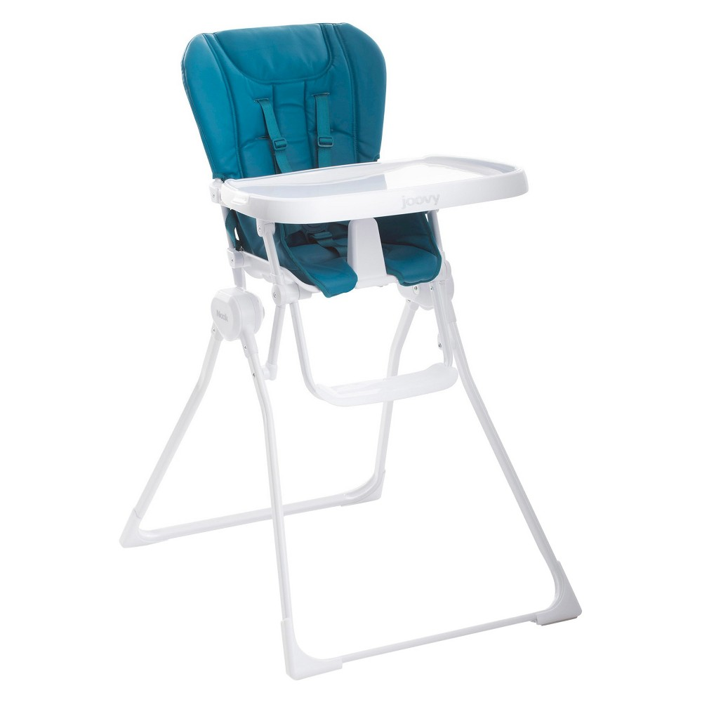 Image of Joovy New Nook High Chair - Turq, Turquoise