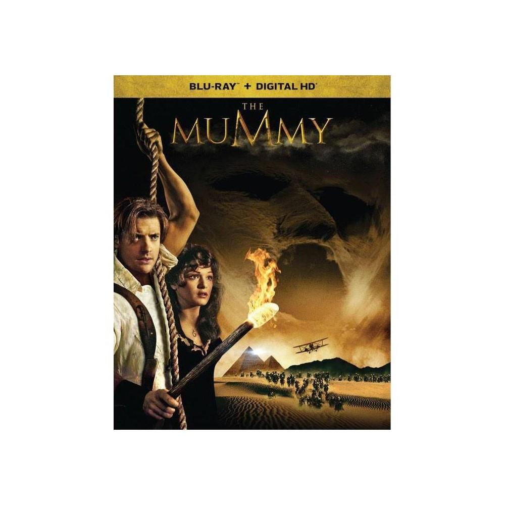 The Mummy Blu Ray 2017