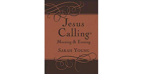 Jesus Calling Morning & Evening (Hardcover) (Sarah Young) - image 1 of 1
