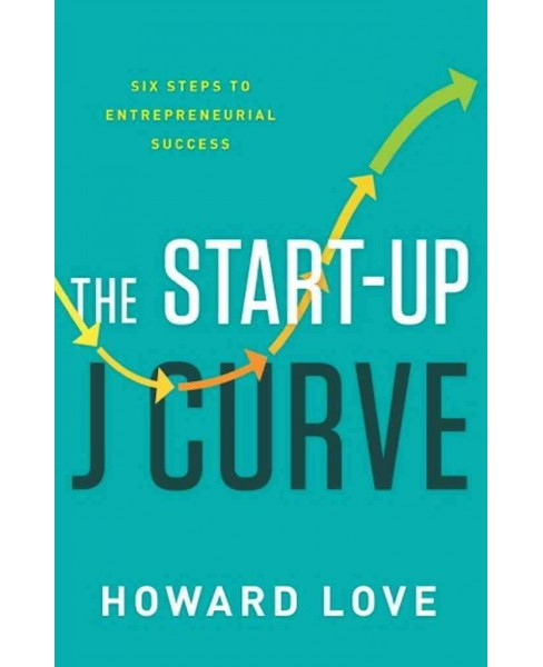 Start-Up J Curve : The Six Steps to Entrepreneurial Success (Hardcover) (Howard Love) - image 1 of 1