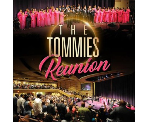Tommies Reunion - Tommies Reunion (Live) (CD) - image 1 of 1