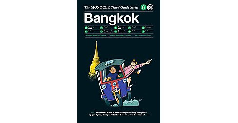 Monocle Travel Guide Bangkok (Hardcover) - image 1 of 1