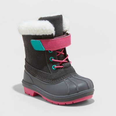 Toddler Girls' Journey Winter Boots - Cat & Jack™