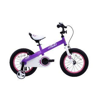 """RoyalBaby Honey Bike-16"""" - Lilac"""