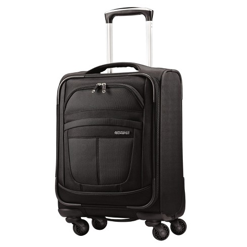 "American Tourister Delite 17"" Spinner Suitcase - Black - image 1 of 9"