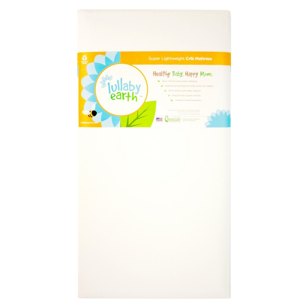 Image of Lullaby Earth Healthy Support Baby Crib & Toddler Mattress