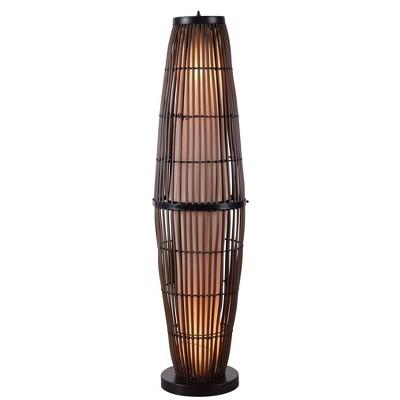 Biscayne outdoor floor lamp