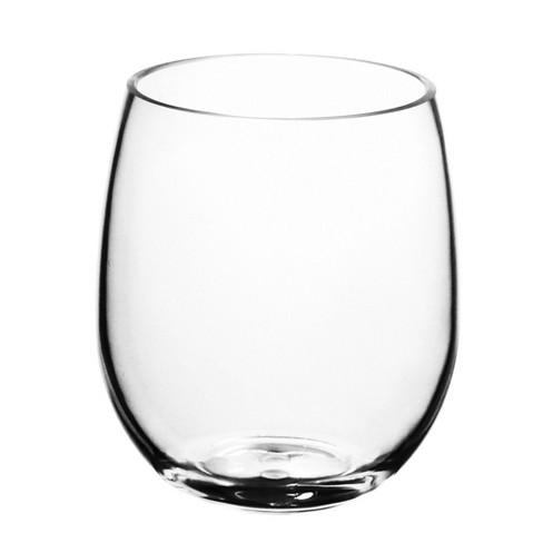 13 4oz stemless wine glass room essentials target