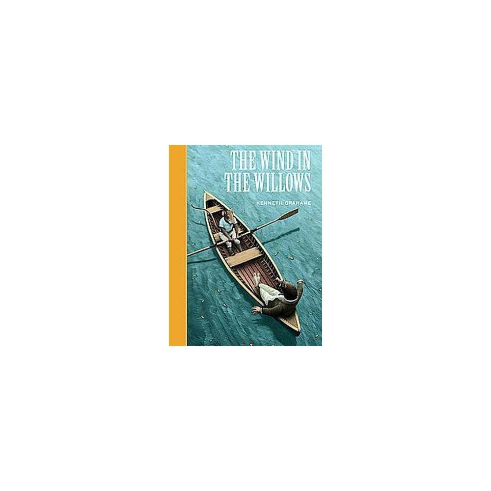 Wind In The Willows (Unabridged) (Hardcover) (Kenneth Grahame & Arthur Pober)