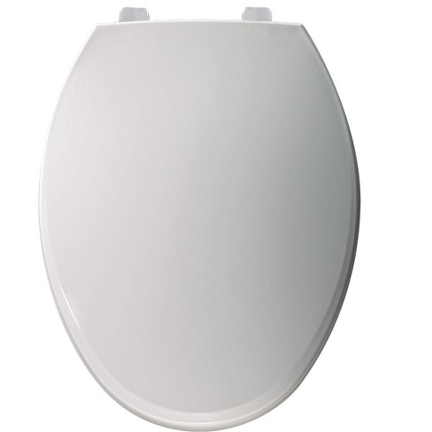 Bemis 7600T Elongated Closed-Front Commercial Toilet Seat and Lid - image 1 of 2