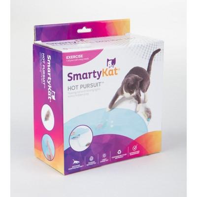 SmartyKat Hot Pursuit Cat Toy - Blue