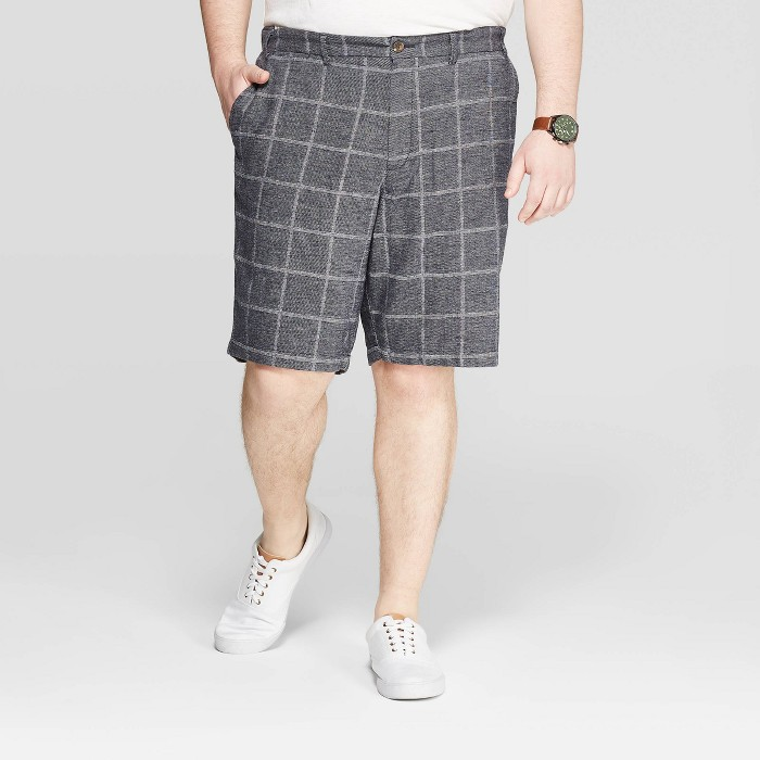 Men's Big & Tall Chino Shorts - Goodfellow & Co™ - image 1 of 3