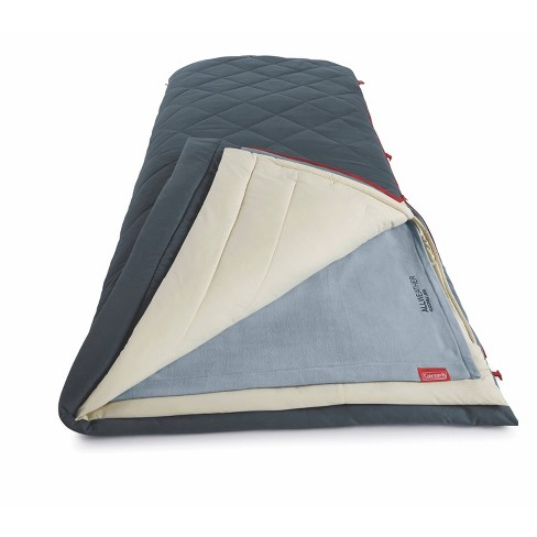 Coleman All-Weather Multi-Layer 35 Degrees Fahrenheit Sleeping Bag - Navy - image 1 of 4