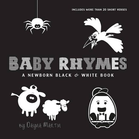 Baby Rhymes - by  Dayna Martin (Paperback) - image 1 of 1