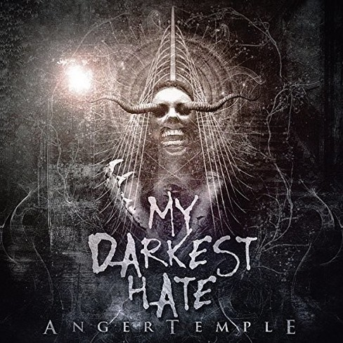 My Darkest Hate - Anger Temple (CD) - image 1 of 1