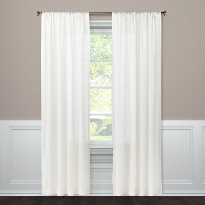 Light Filtering Curtain Panel - Threshold™