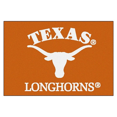 "1'6"" x 2'6"" Texas Longhorns Starter Mat - image 1 of 1"