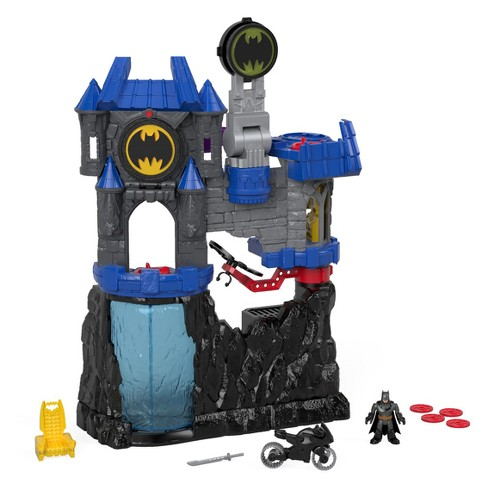 imaginext  Fisher-Price Imaginext DC Super Friends Wayne Manor Batcave : Target