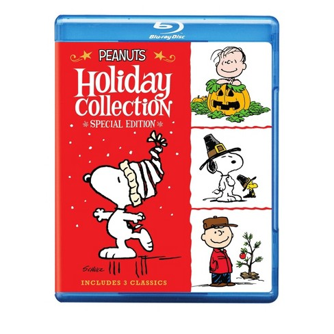 Peanuts Holiday Collection (Blu-ray) - image 1 of 2