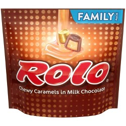Rolo Chocolate Candy - 17.8oz