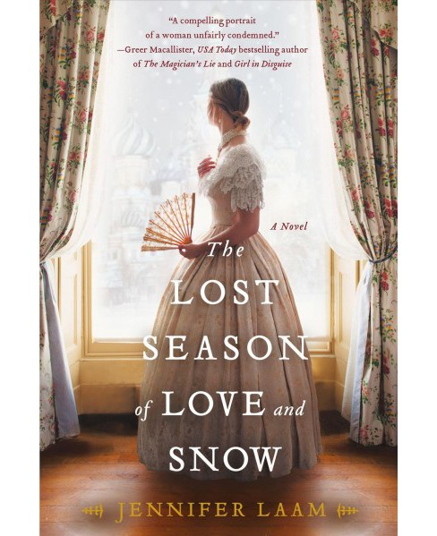 Lost Season of Love and Snow -  by Jennifer Laam (Paperback) - image 1 of 1