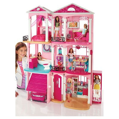 barbie dream house target coupon