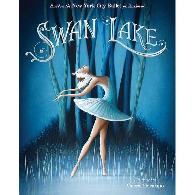Swan Lake - (Hardcover)