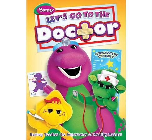 Barney:Let's Go To The Doctor (DVD) - image 1 of 1