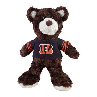 """NFL Cincinnati Bengals 12"""" Teddy Bear with Jersey"""