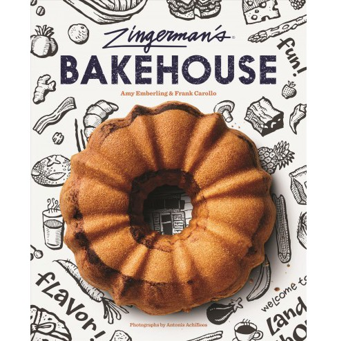 Zingerman's Bakehouse (Hardcover) (Amy Emberling & Frank Carollo) - image 1 of 1