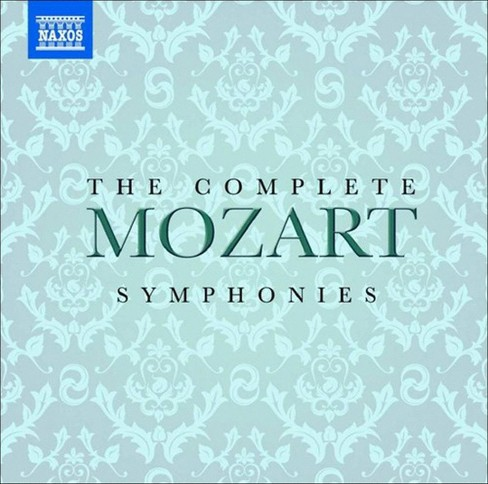 Various - Mozart:Complete symphonies (CD) - image 1 of 1