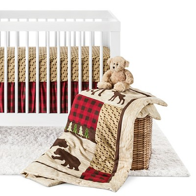 Trend Lab 3pc Crib Bedding Set – Northwood's