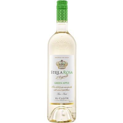 Stella Rosa Green Apple White Wine - 750ml Bottle