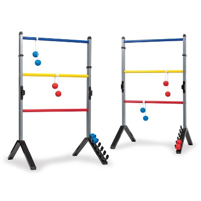 Beyond Outdoors Steel Ladderball Set
