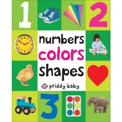 Numbers Colors Shapes 04/29/2015 Juvenile Fiction