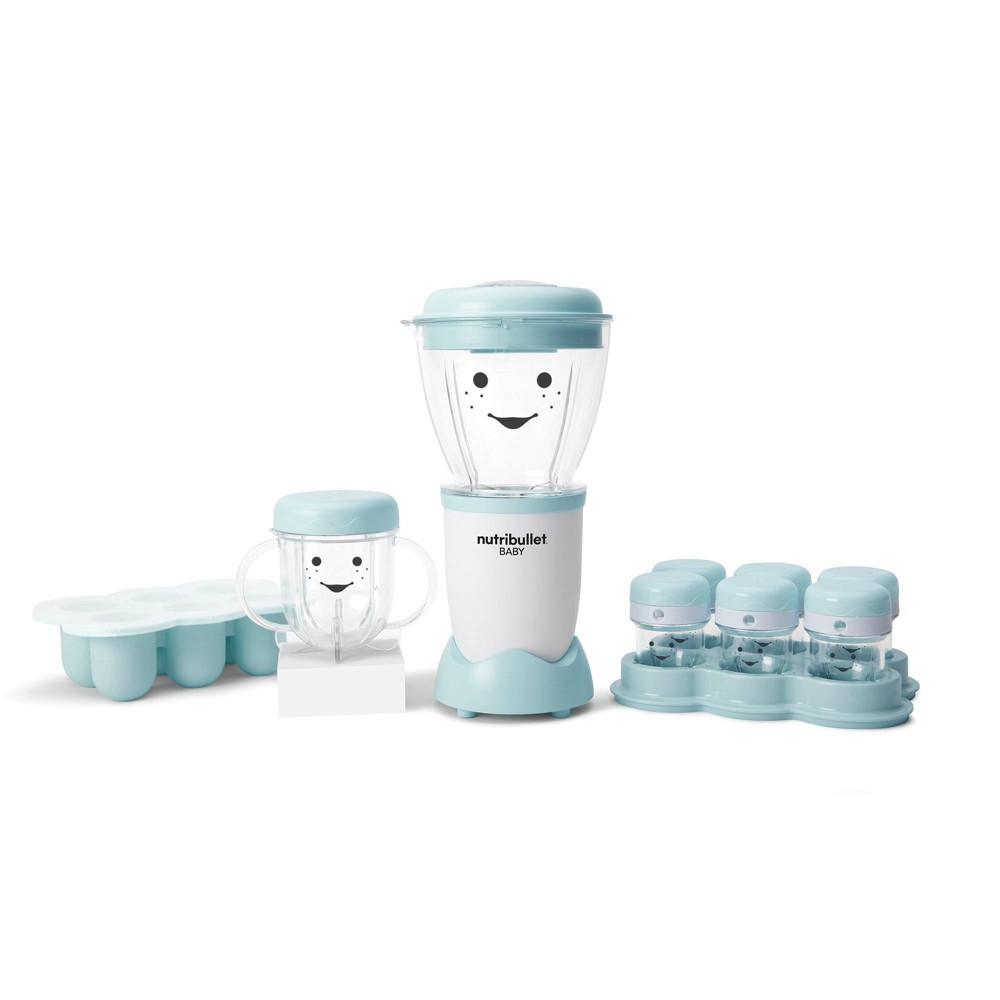Image of Nutribullet Baby Food Prep System