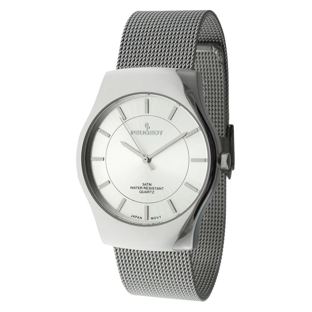 Peugeot Men' Meh Bracelet Watch -