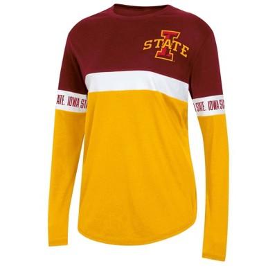 NCAA Iowa State Cyclones Women's Long Sleeve T-Shirt