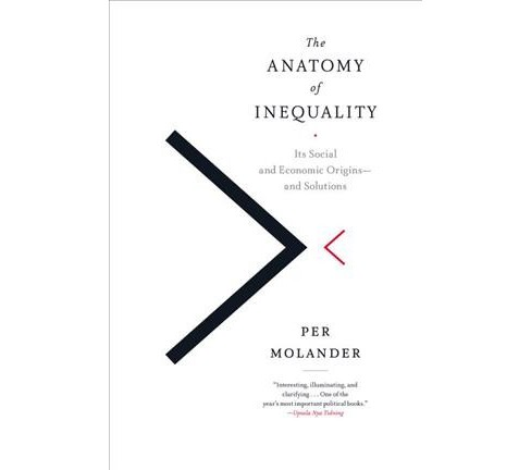 Anatomy of Inequality : Its Social and Economic Origins - and Solutions (Reprint) (Paperback) (Per - image 1 of 1