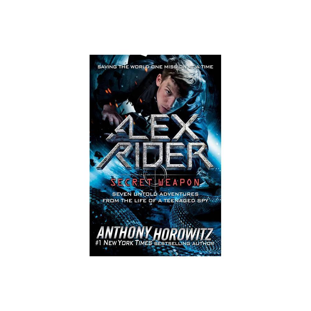 Alex Rider Secret Weapon By Anthony Horowitz Paperback