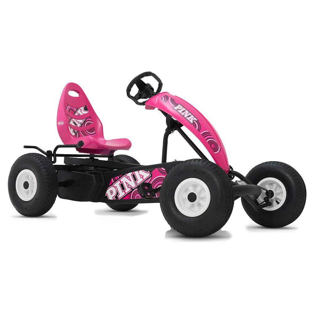 Berg Compact Pink Bfr pedal kart